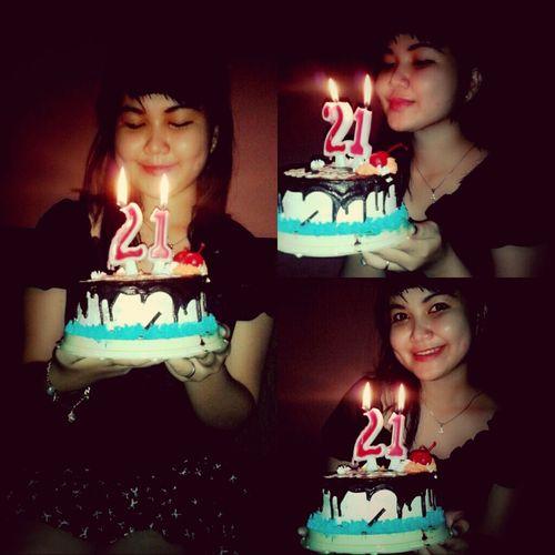 my b'day 21 HappyBirthday happybirth0Beautiful Girl Party Makassar In Indonesia