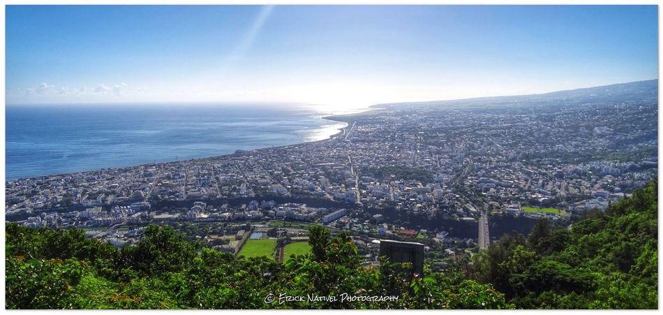 Reunion Island City ST DENIS