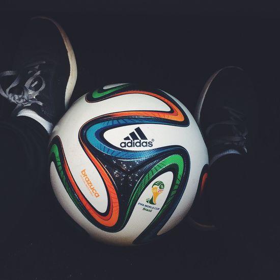 Football Soccer Ball VSCO