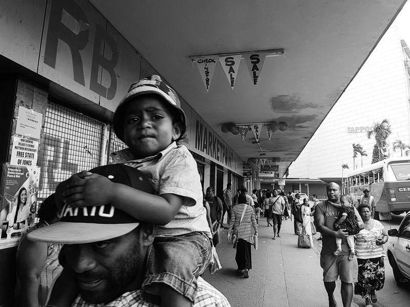 Battle Of The Cities SUVA FIJI ISLANDS Streetphoto_bw City Life Black & White Streetphotography Street Photography Fiji Islands