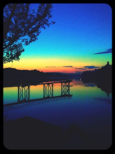 Sky Sunrise First Eyeem Photo