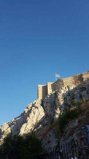 Greece Athens Acropolis Rock Urban Urbanlife Photooftheday Photographer Summer Sky