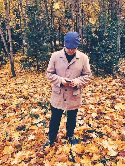 Autumn Menfashion Fashion Moscow