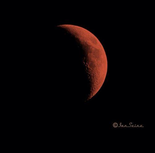Moon Glow Dreaming Moon Cosmic Debris Eye4enchanting