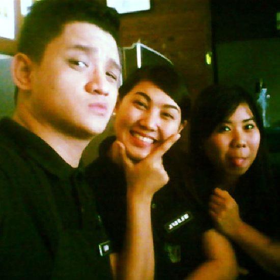 Team B ;) Wapatu Gyshift Partners Happy