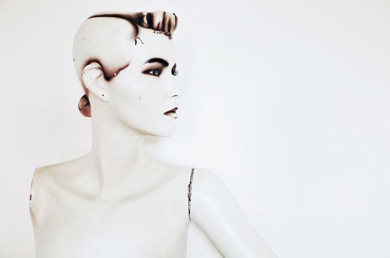 Mannequin study, Australian Centre of Photography, Paddington.