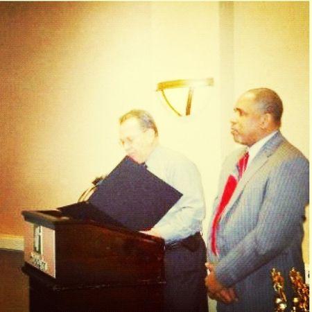 Dad On His Council/President Status With Senator Rosenpape