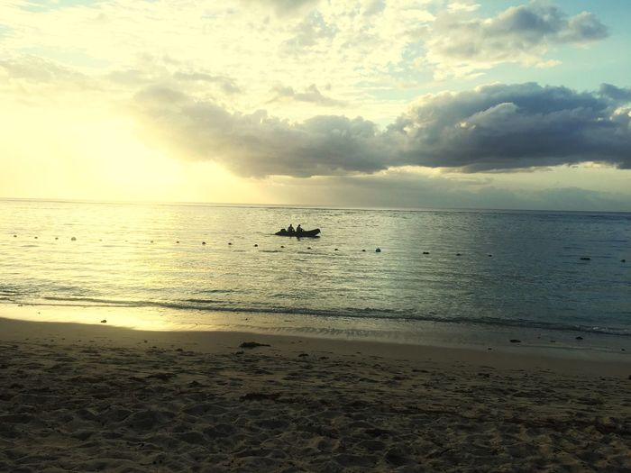 Mauritius Sunset First Eyeem Photo