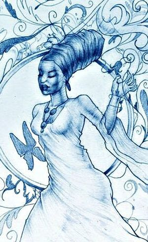 Drawing Art, Drawing, Creativity Nubian Queen Check This Out