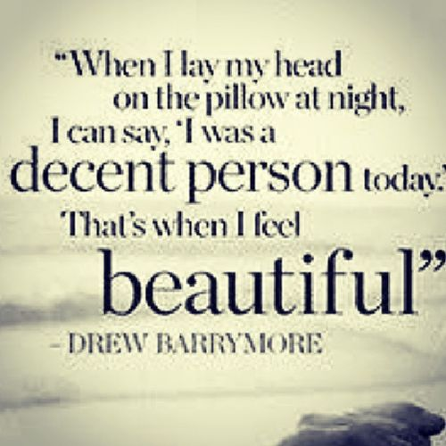 Decentperson Beautiful Drewbarrymore