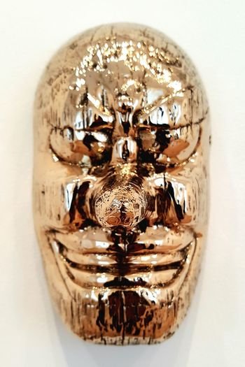 Gold Gold Mask Masks Mask Golden