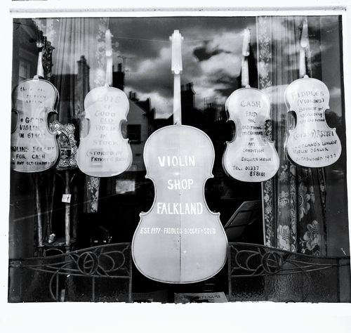 Fine Tunef Hanging No People For Sale Musical Instrument Fiddle Violin