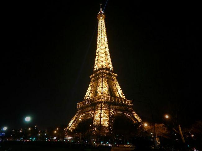 Tojours Paris. París, Francia. Marzo de 2014. Torre Eiffel Paris