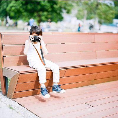 開始也喜歡照相,從小記錄自己的生活很棒也很難得! * * * 親バカ部 息子 Instagram_kids 男の子 子供子ども6歳kidschildboysonpentax67 camera