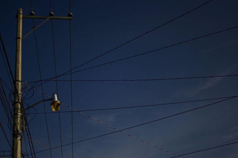 Street Photography Sky