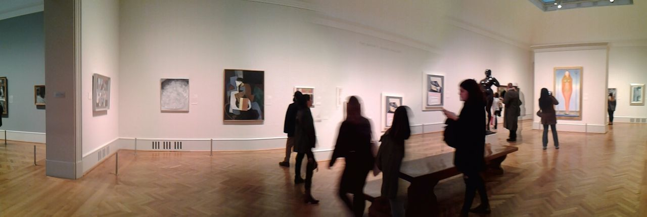Photography In Motion Hanging Out Mcachicago Art Museum City Life Urban Lifestyle Urban Adventures Humanity...  Panaromic View Art
