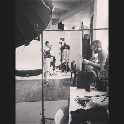 Backstage Kloftstudio