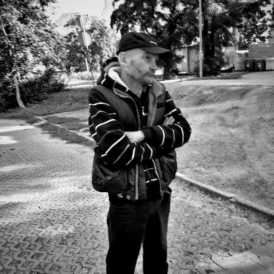 Mr Curious From The Suburbs - Gdynia 27 September 2015 ( IPhone 6+ ) Iphone 6 Plus IPhoneography Bnw_captures Bnw_collection Bnw_life Streetphotography Streetphoto_bw EyeEm Best Edits EyeEm Masterclass EyeEm Best Shots EyeEmBestPics Gdynia Poland Gdynia Grabówek People Reportage