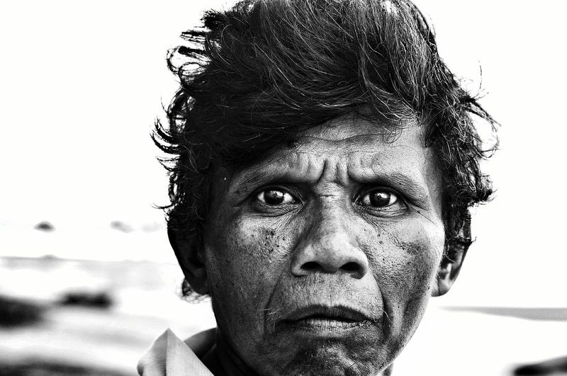 EyeEm Indonesia Belitung Portraiture Streetphotography Portrait Street Portrait Everybodystreet The Portraitist - 2016 EyeEm Awards Belitung Island