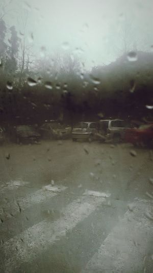 Rainy Day, Streetphotography, Exploring my Lens, Alosha Monument from myPerspective.
