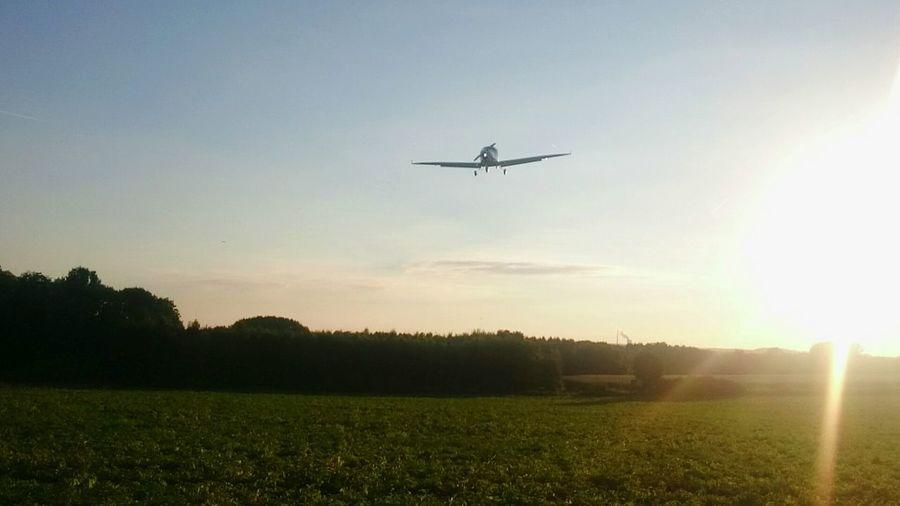 Flugzeug Plane