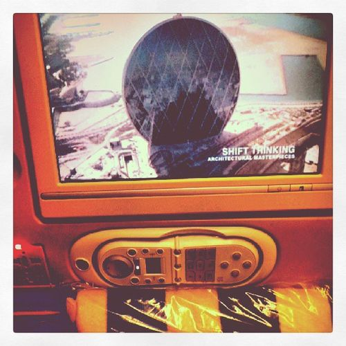 Big Ass TV for a Plane!!! PandaIsComingHomeLondon Hometime WideScreenTV Deported Etihad OFWGalore FeelLikeAFreshy Igers IgersManila HashTag