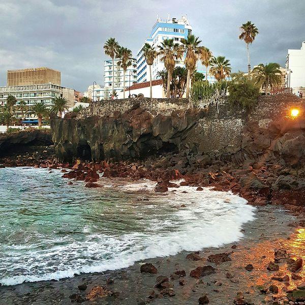 ÎlesCanaries Canary Islands Tenerife Island Puerto De La Cruz