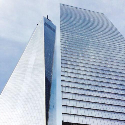 Memorial 9/11 NYC WTC Urban Geometry