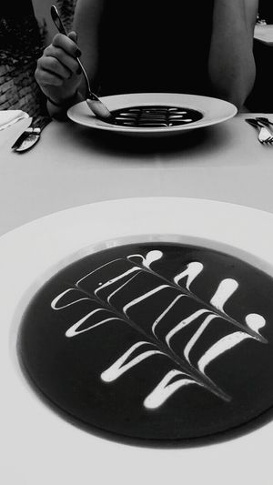 Black Dinner Dinner Time Strange Dinner Soup Artistic Plate Things I Like Artistic Artistic Photo Artistic Food Tomato Soup Blackandwhite Black And White Blackandwhite Photography Spoon Dish Telling Stories Differently My Favorite Photo Beautifully Organized
