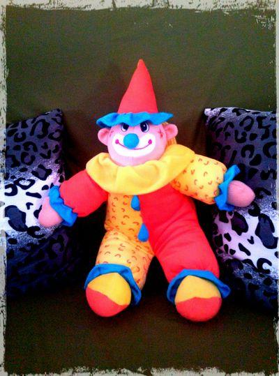 Brasil Brazil Art Clown Bonecos Clowns Palhaço Payasos Payaso Artes Palhaços