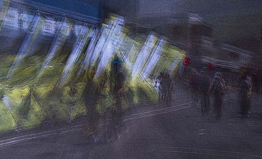 Abstract, Cycle Race, Lens Blur, Bicycle, Argus Cycle Tour, Art, Drawing, Creativity Road Road Racing Road Trip Transportation
