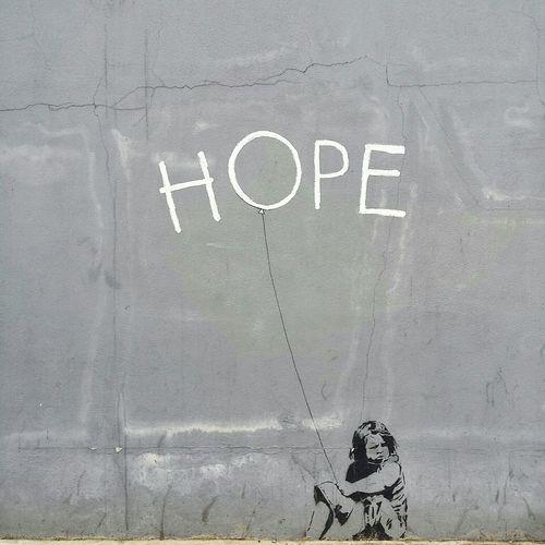 Hope Graffiti Graffiti Art Graffitiporn Streetart Baloon