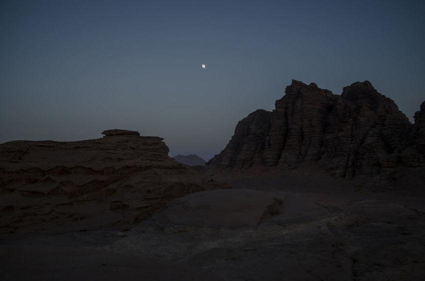 Desert Desert Beauty Desert Landscape Desert Sunset Moon Rise Mountains Mountains And Sky Rock Formations Sky Colors Sun Rise Sun Set Wadi Rum Wadi Rum National Park, Jordan