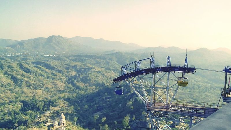 Gabbar_hill Ambaji Landscape The Great Outdoors - 2016 EyeEm Awards Adventure Fun Tracks Achitecture Engineering Structure Adventures In The City