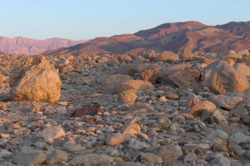 Israel Negev  Mountain Rock Tranquil Scene Tranquility Sky Scenics - Nature Landscape Solid Rock - Object Beauty In Nature Nature Desert No People Land Day Non-urban Scene Mountain Range Environment Climate Physical Geography