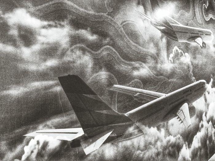 Fliegen mit Garuda Indonesia ..