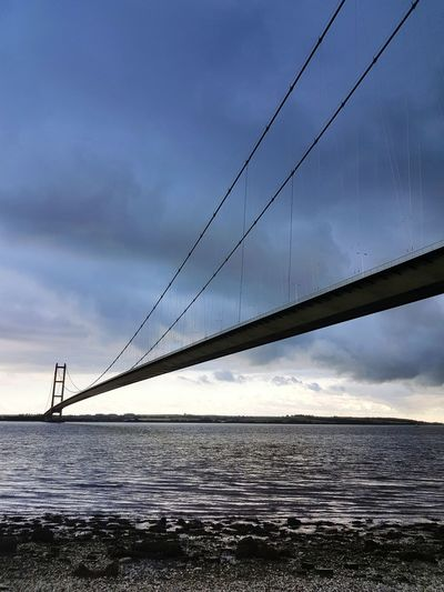 Humber bridge Hanging Out Taking Photos Enjoying Life Relaxing Check This Out First Eyeem Photo Hull City Of Culture 2017