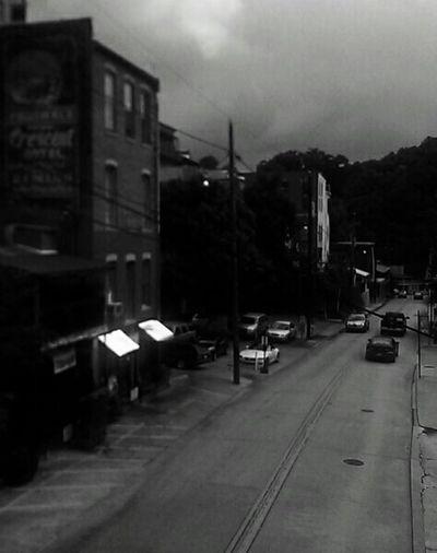 AK. Downtown Eureka