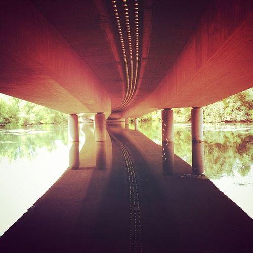 #bridge over #pegnitz #nuremberg #mexturesapp