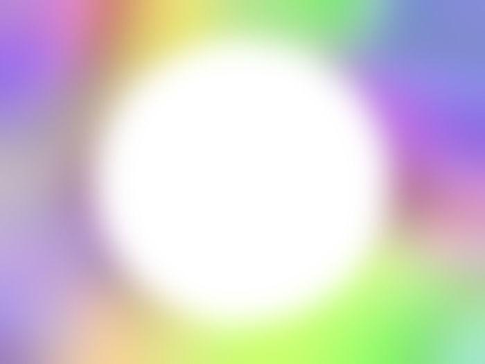 Defocused image of multi colored background