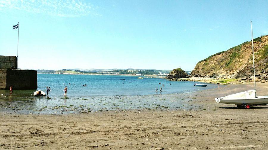Polkirris Beach Polkirris