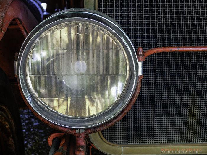 Headlight Truck