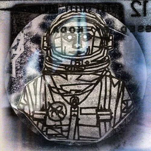 Space With No Space In A Space Suit Story Within Story Photographic Approximation Free Yourself From Yourself Toxic Future Facial Experiments