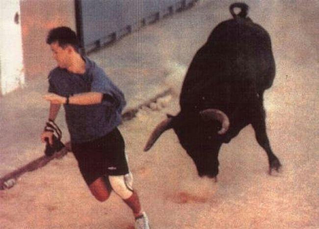Freelance Life Press Photographer  Taking Risks Bullrun Since 1996