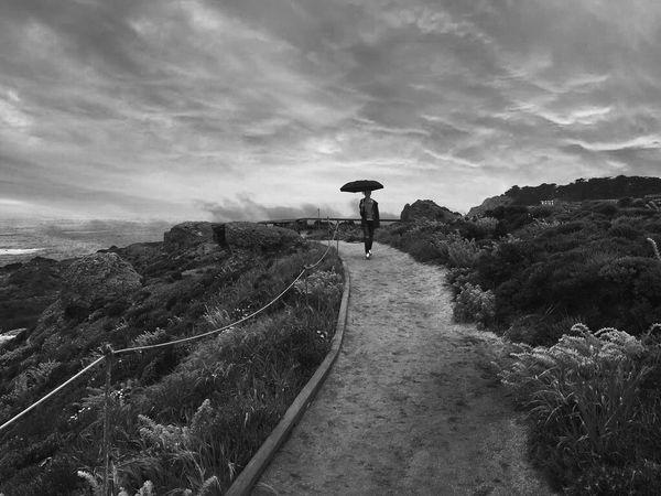 Blackandwhite Ocean California Bw_collection Shootermag Point Lobos EyeEm Best Shots Rain Telling Stories Differently