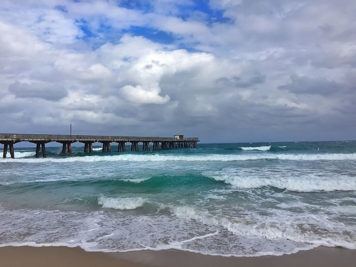 Pier Seascape