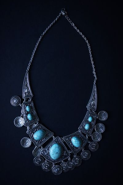 Silver statement necklace Luxury Jewelry Necklace Fashion Earring  Indoors  No People Close-up Silver  Moodyphotography Dark Photography Dark Background Black Background Dark EyeEmNewHere