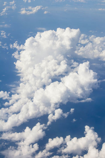 Beauty In Nature Cloud - Sky Nature No People Outdoors Scenics Sky Sky Only Softness