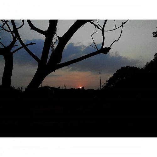 SORE tadi...bersama Jingga dan Mendung Nya... Sunset di Sabuga Bandung Lenovotography Pocketphotography Fatamorphosis Photostory Photooftheday Lzybstrd