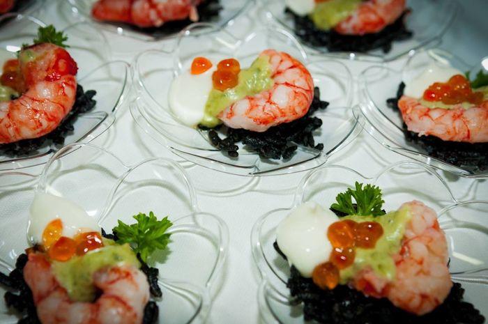 Finger-food Food And Drink Food Ristorantevelabiancasorrento Sorrento, Italia Sea
